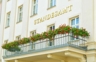 Standesamt - german for office of vital statistics
